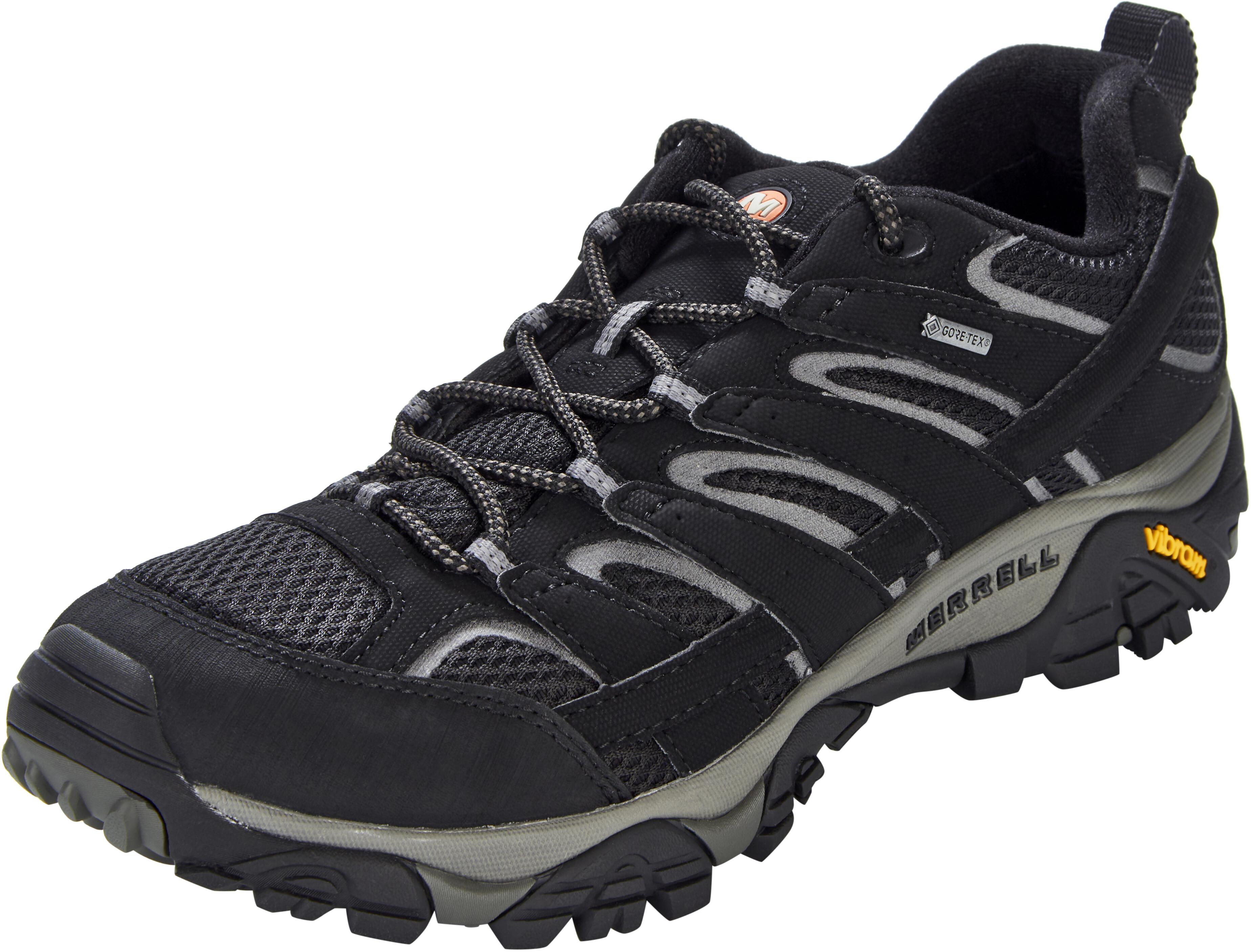 Merrell Moab 2 GTX Shoes Men black at Addnature.co.uk 0aeb348a1a